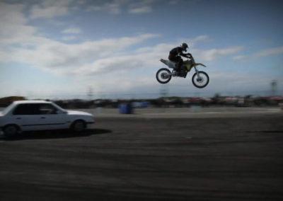 Course poursuite Auto/Moto