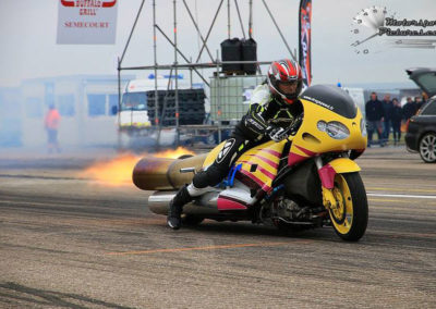 moto-dragster