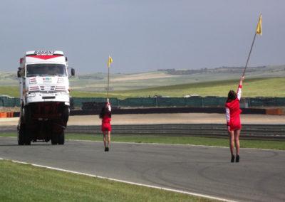 Truck show Navarra Circuit