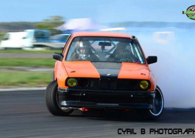 Drift automobile